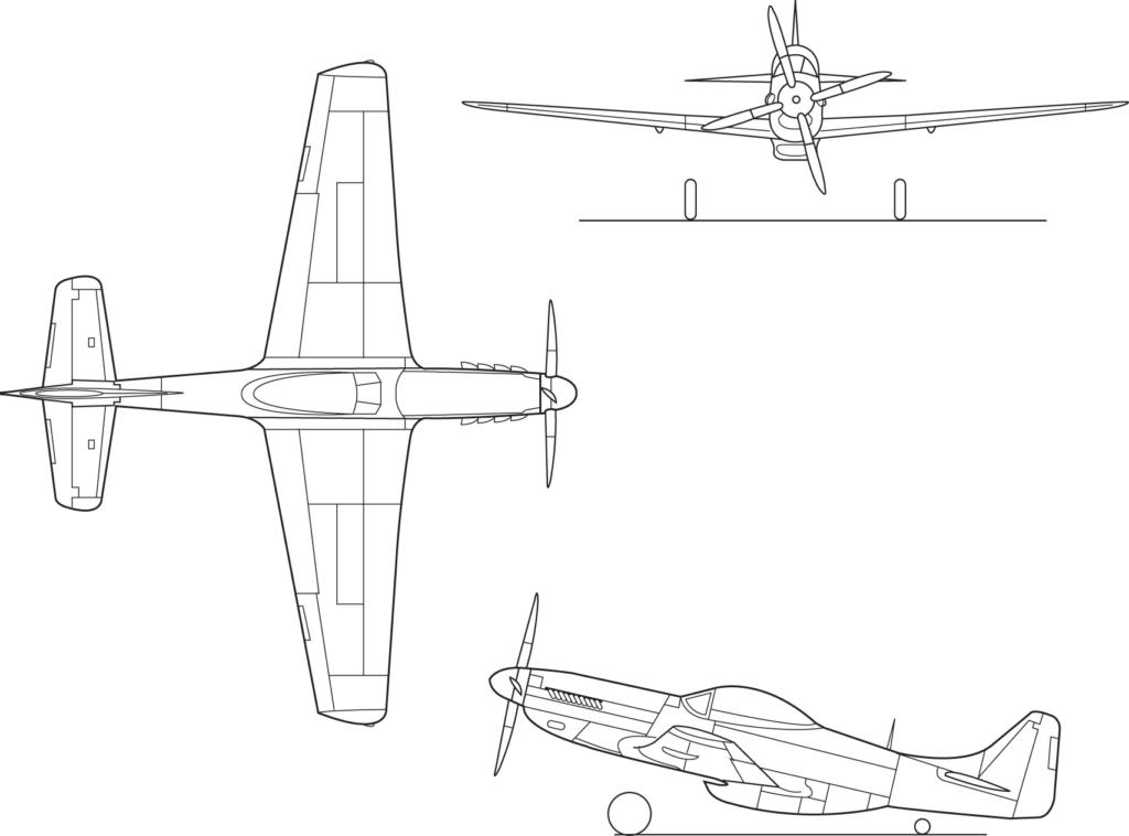 North_American_P-51D_Mustang